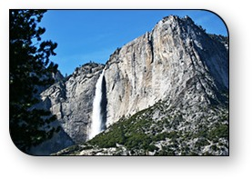 Yosemite Fall is an incredible 9 times higher than Niagara Falls! You'll love camping at High Sierra RV & Mobile Park, where you'll be right nearby the most beautiful scenery in the world!