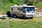 Camping Basic RV Site