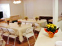 Yosemite area rv park clubhouse banquet setup 4