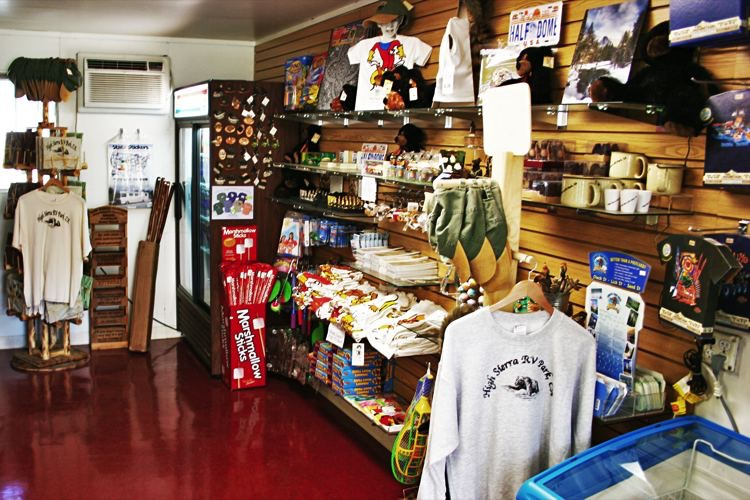 Youll Love The Wide Selection Of Items In Our Gift Snack Shop Right Inside Campground Office Try To Find THAT Kind Convenience When Camping