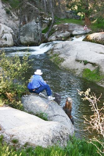 Come Sit Along The Banks Of Scenic Fresno River And Enjoy Beautiful Sights